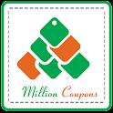 Million Coupons icon