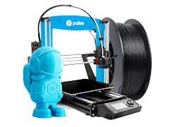 Pulse HV - High Output 3D Printer Bundle