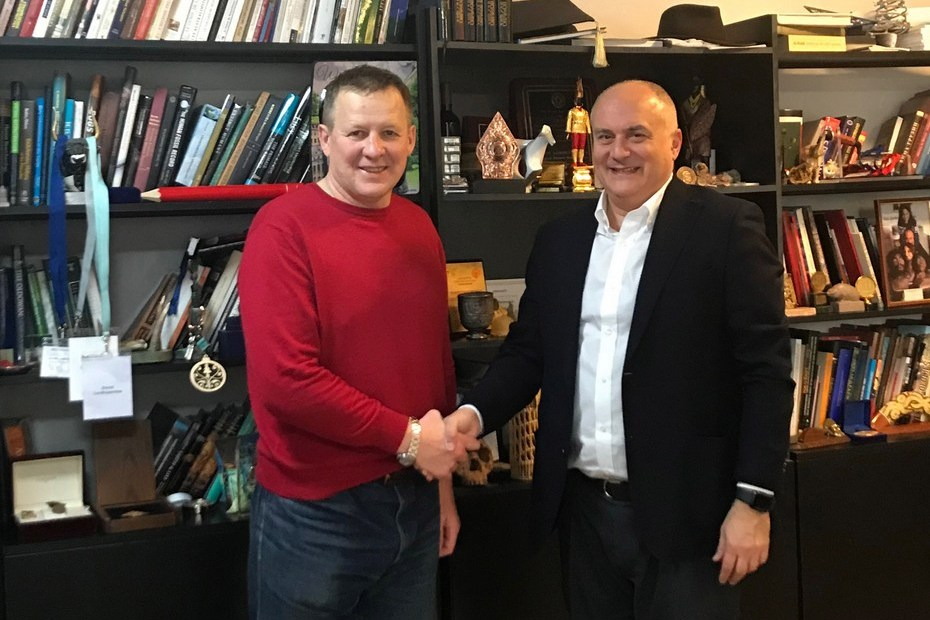 Встреча в Тбилиси 26.11.2018. Фото 2