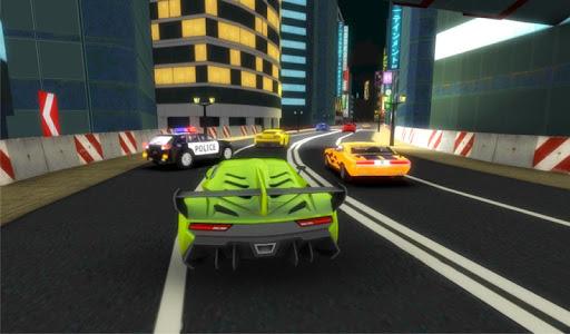 Race Traffic City 3D