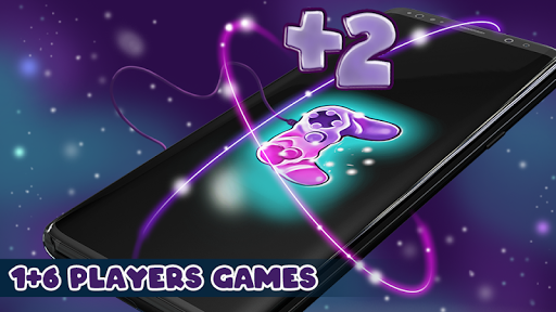 Multiplayer Gamebox : Free 2 Player Offline Games apktram screenshots 4