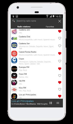 Radio Spain 1.0 screenshots 1