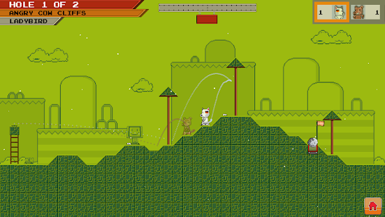 DOG GONE GOLFING- screenshot thumbnail