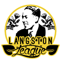 Logo for Langston League.