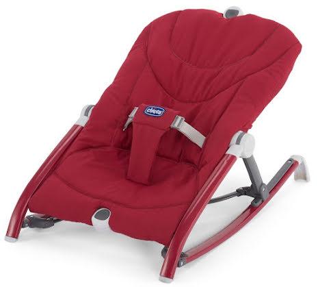 Chicco Pocket Relax Babysitter, Röd
