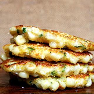Corn Fritters Recipe
