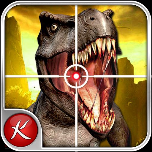 Dino Shooter: Dinosaur Hunter 動作 App LOGO-硬是要APP