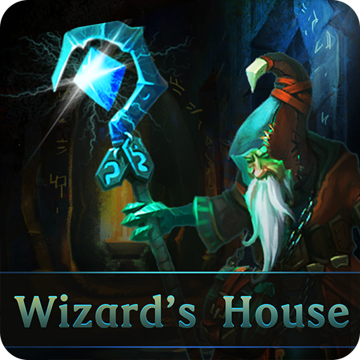 wizard's house:Escape the Magic room (game)