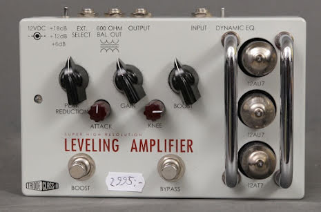 Effectrode Leveling Amplifier USED. Very good condition w PSU.