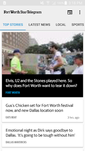 Fort Worth Star-Telegram 7.3.0 screenshots 2