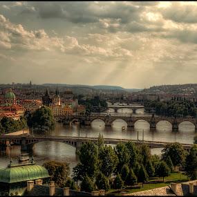by Jana Vondráčková - City,  Street & Park  Vistas