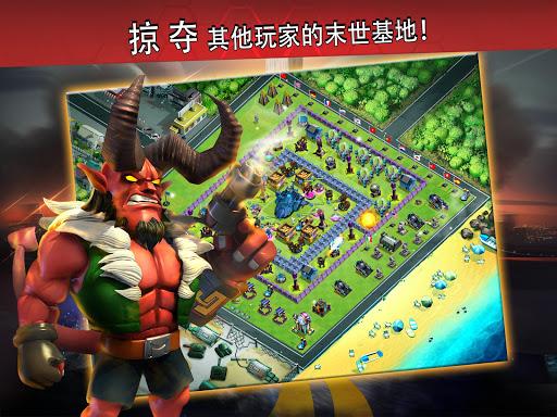 玩策略App|末世冲突:超级英雄大战僵尸免費|APP試玩
