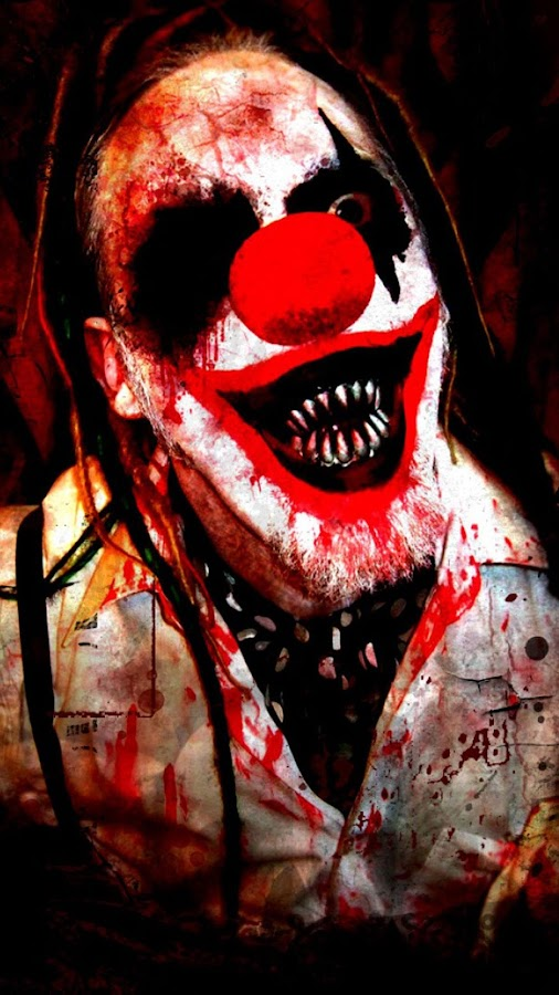 Killer Clown Live Wallpaper- screenshot