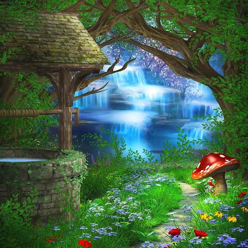 Download Magic Waterfall Live Wallpaper Google Play ...