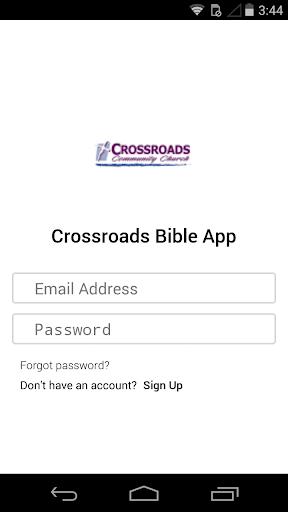 Crossroads Bible App
