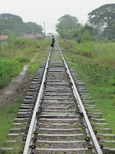 Photo: Year 2 Day 59 - The Infamous Thai Burma Railway (Built by Forced Labour) #3