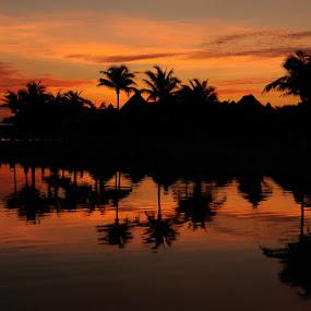 Mexico by Giorgio Baruffi - Landscapes Sunsets & Sunrises ( messico, yucatan )