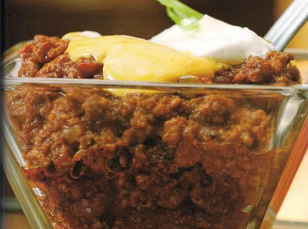 Uncle D's Chili