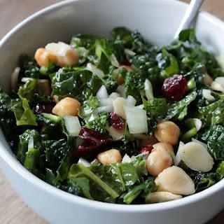 Raw Chickpeas Salad Recipes.