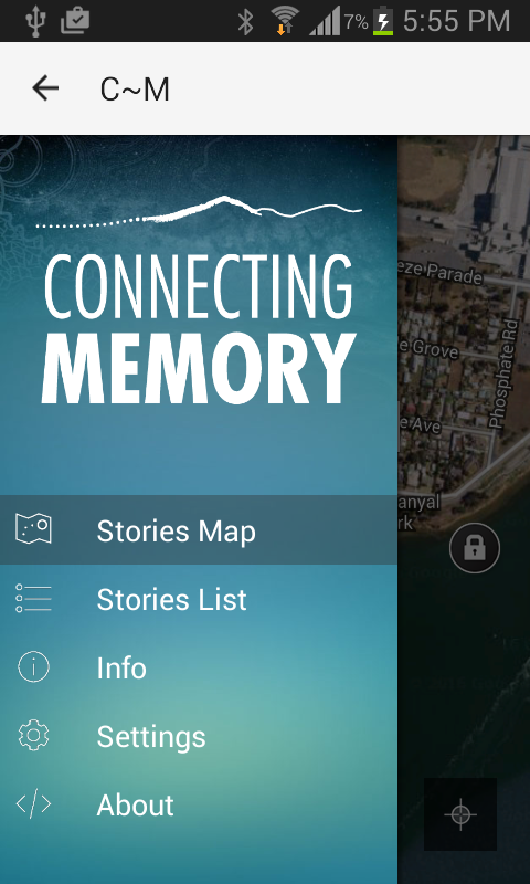 Connecting Memory- screenshot