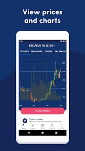 Luno: Buy Bitcoin, Ethereum and Cryptocurrency App Latest Version Download For Android and iPhone 3