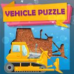 Vehicle Puzzle Icon