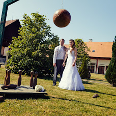 Wedding photographer Michal Schwarz (MichalSchwarz). Photo of 14.07.2015