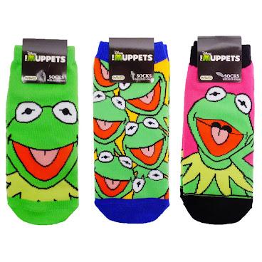 Kermit the frog 女裝綿襪