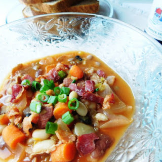 Bean Bacon Soup Recipes