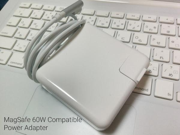 MagSafe 60W 互換 ACアダプター