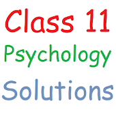 Class 11 Psychology Solutions