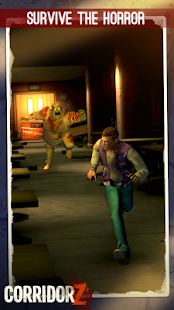 Corridor Z Screenshot 5