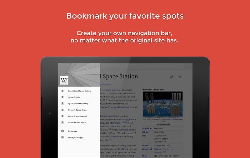 Hermit • Lite Apps Browser Screenshot 11