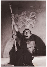 Photo: Pudovkin in the role of court jester