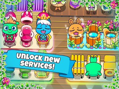 Forest Folks - Pet Spa Game- screenshot thumbnail