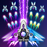 Space Shooter: Galaxy Attack MOD APK 1.383 (Unlimited Coins & Capsules)