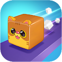 Shifty pet | move the jelly pet through bump icon
