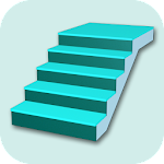 Classic stair calculator Icon