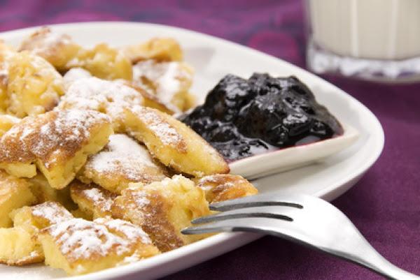 Twice Fried Pancakes (german) Recipe