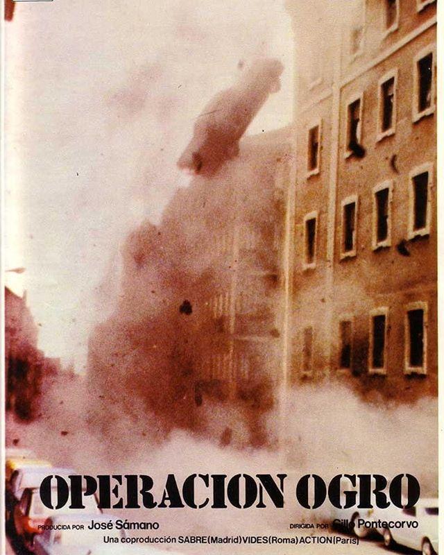 Operación Ogro (1979, Gillo Pontecorvo)