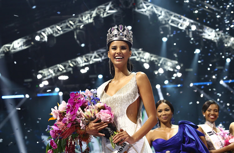 Image result for Miss South Africa, Tamaryn Green