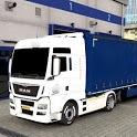 Euro Drinving Truck Simulator 2020 icon