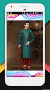 ALL New Mens Kurta Designers - náhled