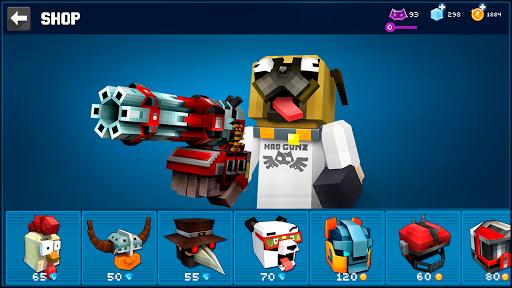 Mad GunZ - shooting games & Battle Royale, online screenshots 9