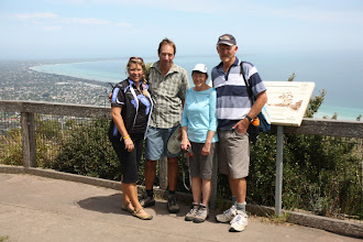 Photo: Year 2 Day 151 - Us with Glenys and Max