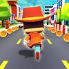 키디 런- 블록 스타일 3D 달리기 게임