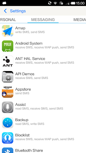 Permission Manager - App ops screenshots 3