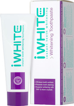 Iwhite Instant Teeth Whitening Toothpaste - 75ml