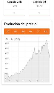 Precio Coin - Precio criptomonedas - náhled