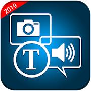 Text Scanner - Image to Text and Text to Speech